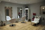 Sanctuary Spa Interior is near Outchester & Ross Farm Cottages