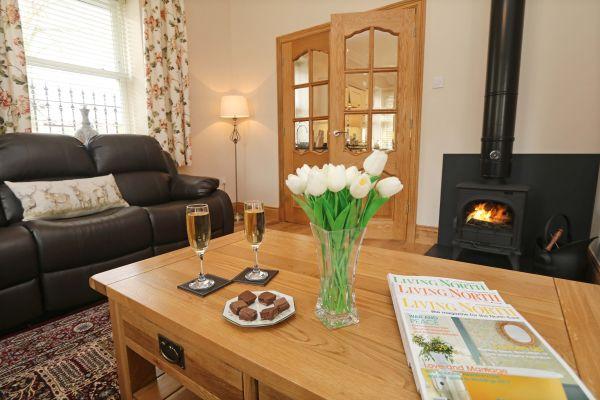 Thornbrae Lodge, living space