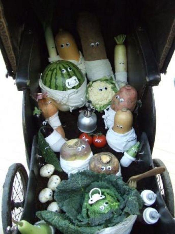Veggie Nannies