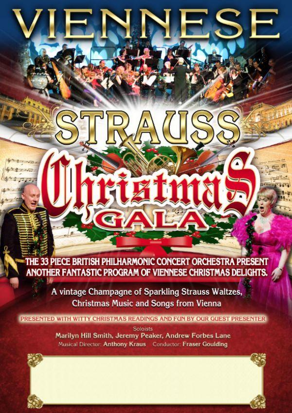Viennese Strauss Christmas Gala