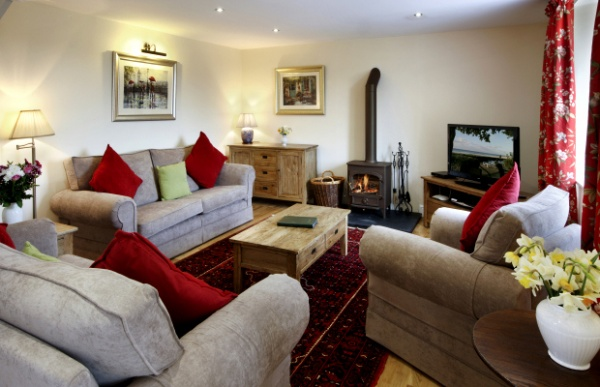 Farriers View Sitting Room
