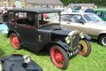 Vintage Car at Woodhorn