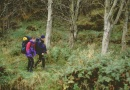 Backpacking is near Calvert Trust Kielder