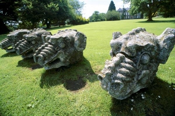The Dragons' Heads
