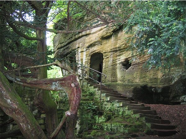 Warkworth Hermitage