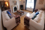 Relax in this spacious and comfortable lounge is near Seahouses Tourist Information Centre