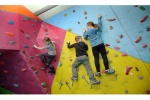 Climbing Wall is near Old Barns Farmhouse Holiday Cottage
