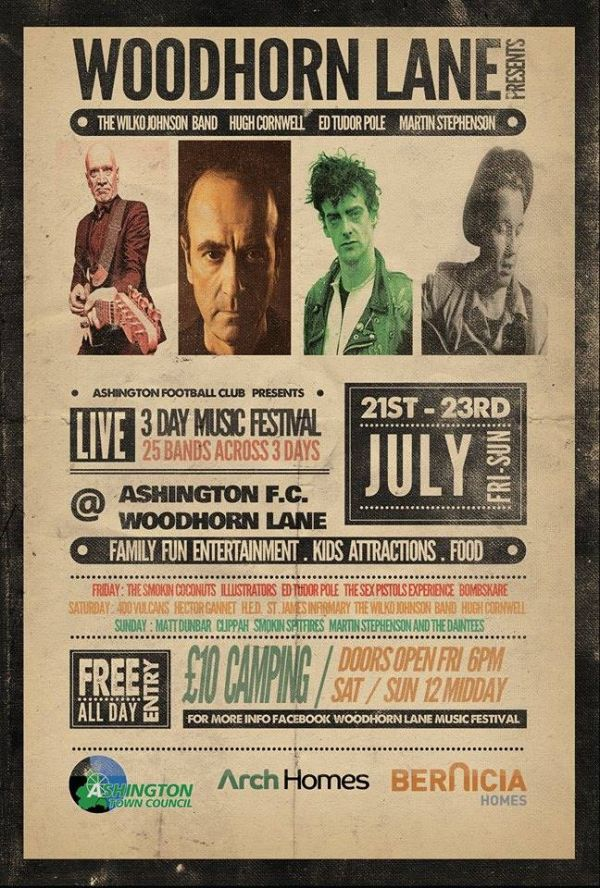 Woodhorn Lane Music Festival
