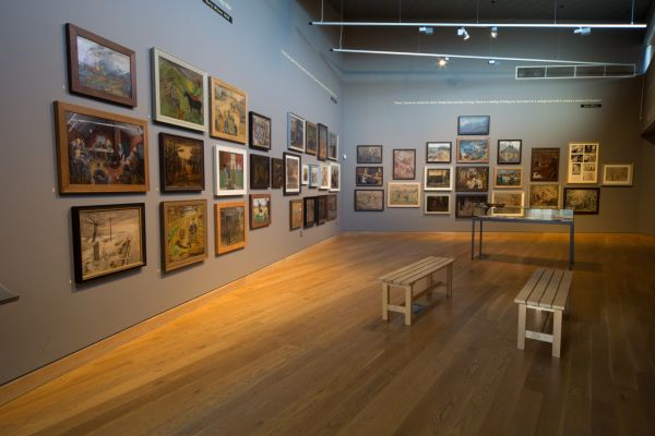 Pitmen Painters' Gallery