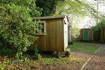 Our Shepherds' Huts is near Wooler Farmers' Market and Christmas lights switch on