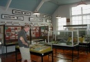 Inside Wylam Railway Museum