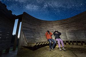 Stargazing at Stonehaugh