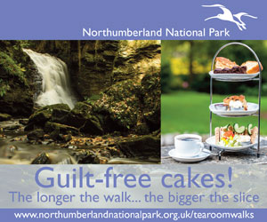 National Park Tea Room Walks