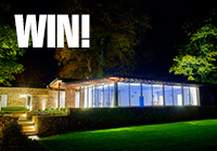 Win a night of luxury in a boutique hotel