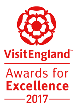 Visit England Gold Winners 2017