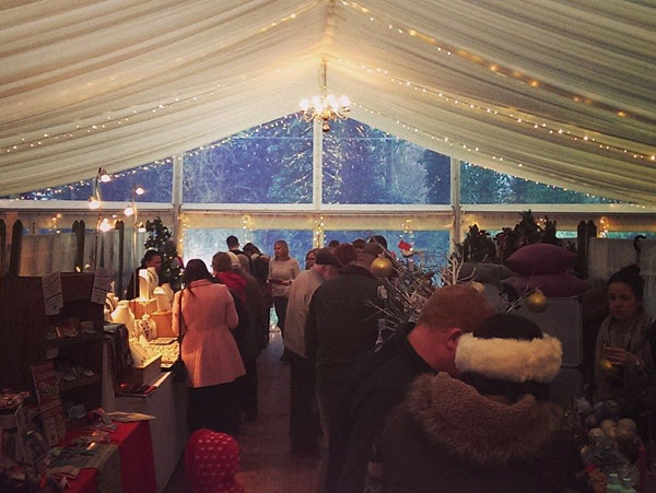 Christmas Markets in Northumberland