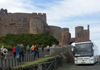 Group Itineraries in Northumberland
