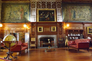 Bamburgh Castle State Rooms