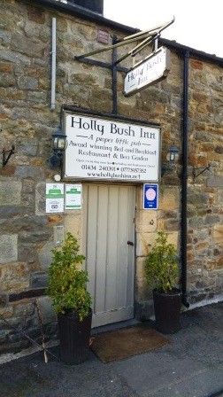 The Holly Bush Inn at Tarset