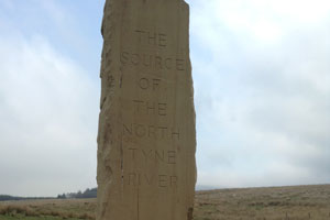The source of the North Tyne