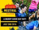 Mestival 10K Obstacle Course Run and Festival - Family Entry Including Accommodation