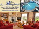 Win a luxury 5-star holiday for four in Northumberland this Easter