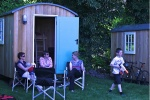 Win a short break in a Shepherds Hut