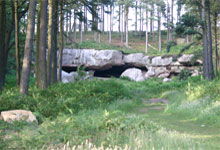 St Cuthbert's Cave