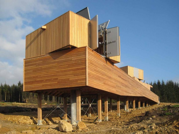 The BBCs Sky At Night unveils the Sir Patrick Moore Observatory at The Kielder Observatory