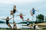 Pole dancing team to enter Kielder Marathon
