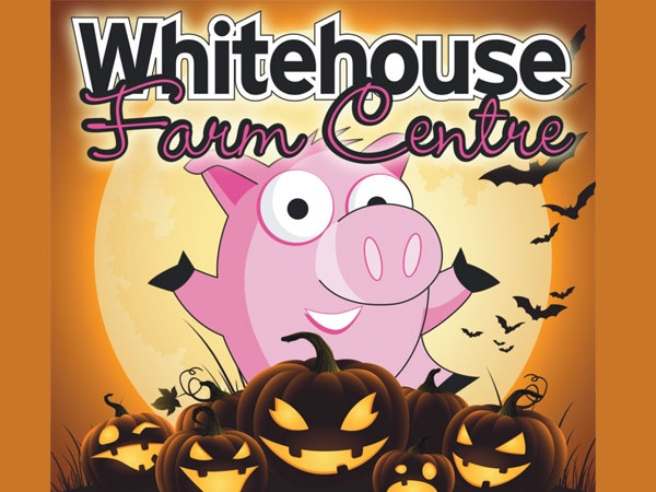 Be scared, or return for free at Whitehouse Farm!