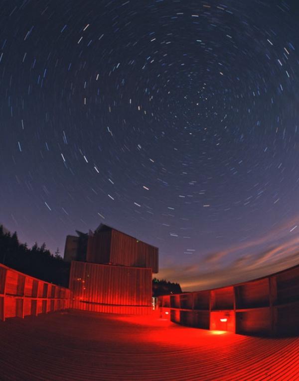 Cosmology Workshops at Kielder Observatory