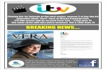 ITV Studios Filming Vera at Waren Mill Caravan and Camping Park