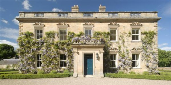 Eshott Hall welcomes the arrival of Lancelot 'Capability' Brown's 300th Birthday