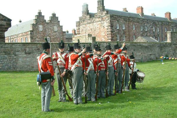 """Berwick 900 supports Armed Forces Day and tells """"Our Garrison Story"""