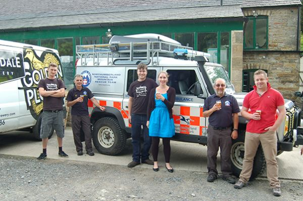 Allendale Brewery launch Curlew's Rescue to celebrate MRT 50th anniversary