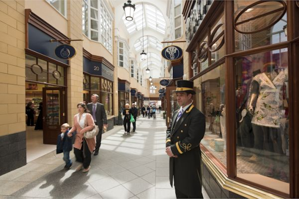 Arcade 'gears up' for new display
