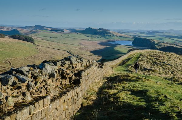 Hadrian's Wall: Open daily this winter