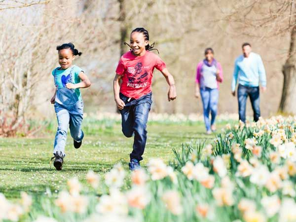 Fill your days with family fun this Easter with the National Trust