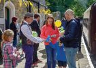 Picnic Games 2016 at South Tynedale Railway, Alston