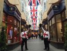 Sanderson Arcade marks Queens 90th birthday with a right royal parade