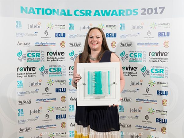 Battlesteads' award success continues with National CSR Awards