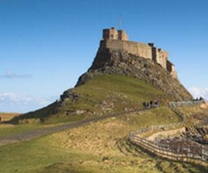 Holy Island - Lindisfarne