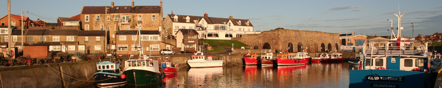 Seahouses tourist information