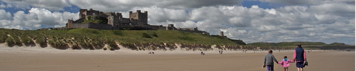 New Events programme for the Northumberland Coast