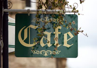 Cafes and Tearooms