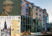 Win a trip to see Lowry