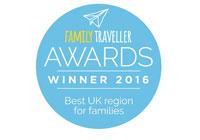 Best UK Family Region 2016