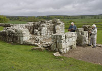 Roman forts