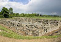 Corbridge Roman Town walk